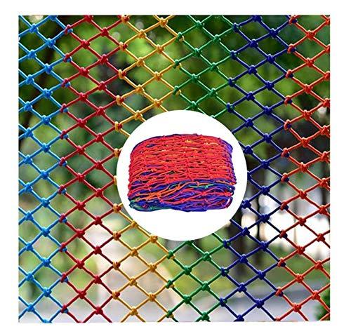 KUANDARGG Red De Protección Red De Seguridad, Red De Protección para Niños Protección De Seguridad Juguetes para Niños Mascotas Barandillas Interiores Escaleras, 1x8m-39.37x314.96in