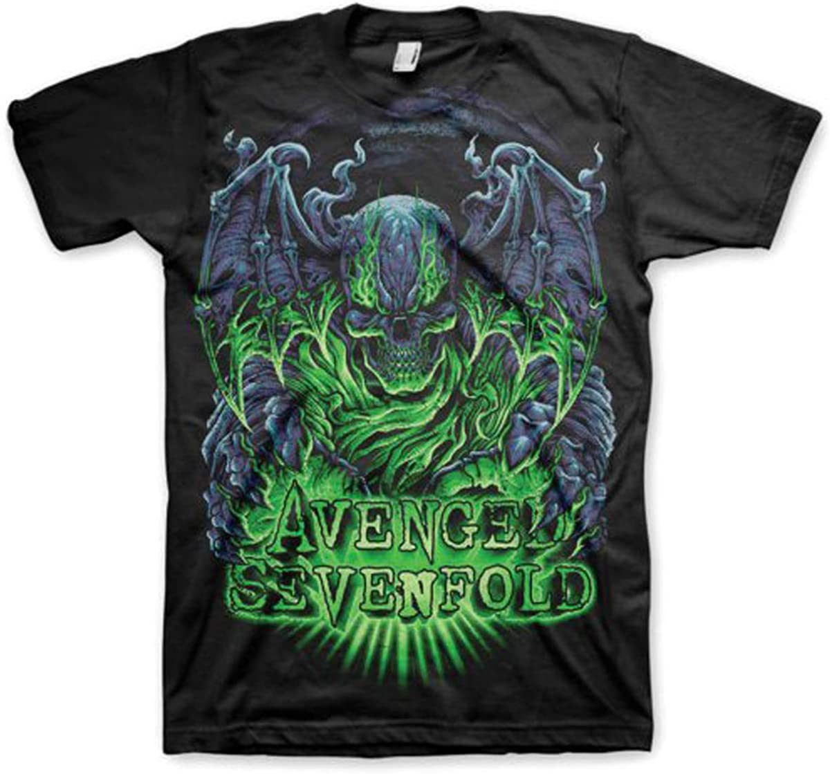 Avenged Sevenfold A7X Nightmare The Stage Oficial Camiseta ...