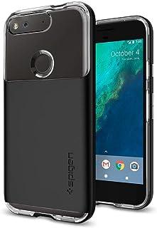 Spigen Neo Hybrid Crystal designed for Google Pixel case/cover - Black
