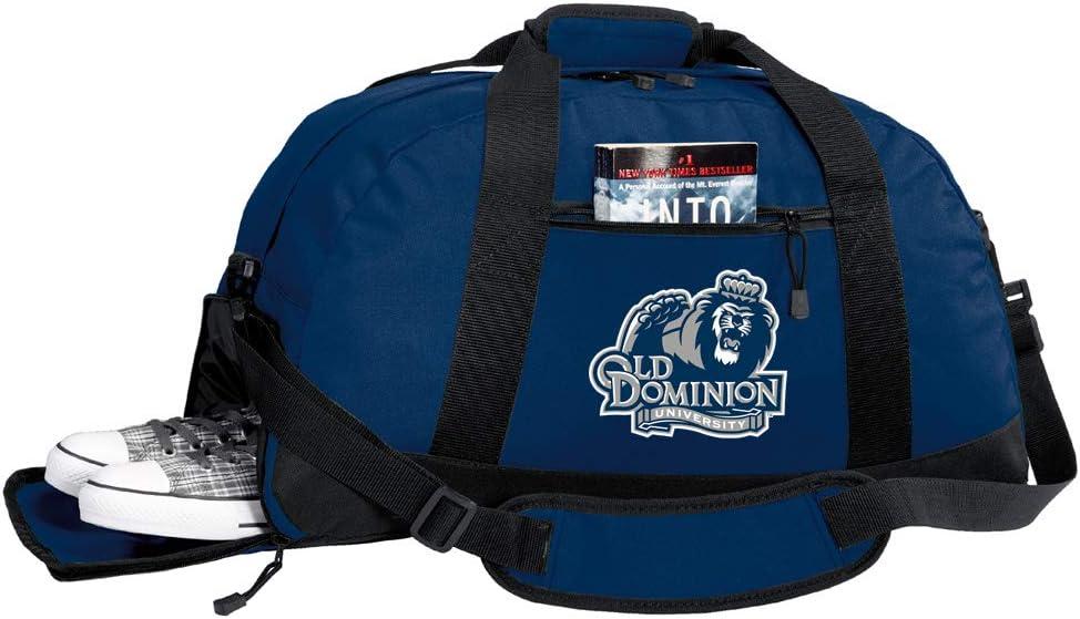 Broad Bay Max 67% OFF ODU Duffel Bag - Old Sh w Ranking TOP13 University Gym Dominion Bags