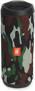 JBL Flip 4 Enceinte Portable Robuste - Étanche IPX7 pour Piscine & Plage - Autonomie 12 hrs - Qualité Audio - Édition Spéc...