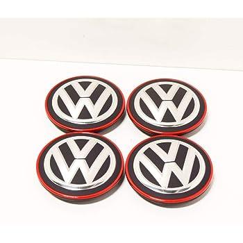 Recambios Originales Volkswagen - Juego de Tapas Centrales para ...