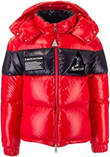 Moncler Luxury Fashion Mens 419078568950455 Red Down Jacket   Fall Winter 19