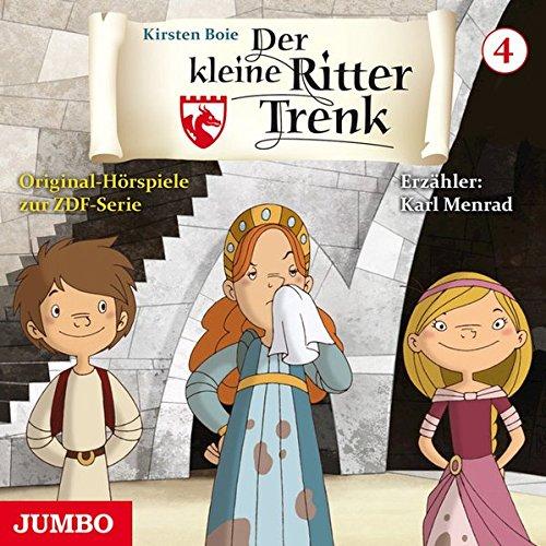 Der kleine Ritter Trenk. Original Hörspiel zur ZDF-Serie Folge 4: TV- Episoden 8+9