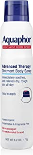 Aquaphor Ointment Body Spray - Moisturizes and Heals Dry, Rough Skin - 6.2 oz. Spray Can
