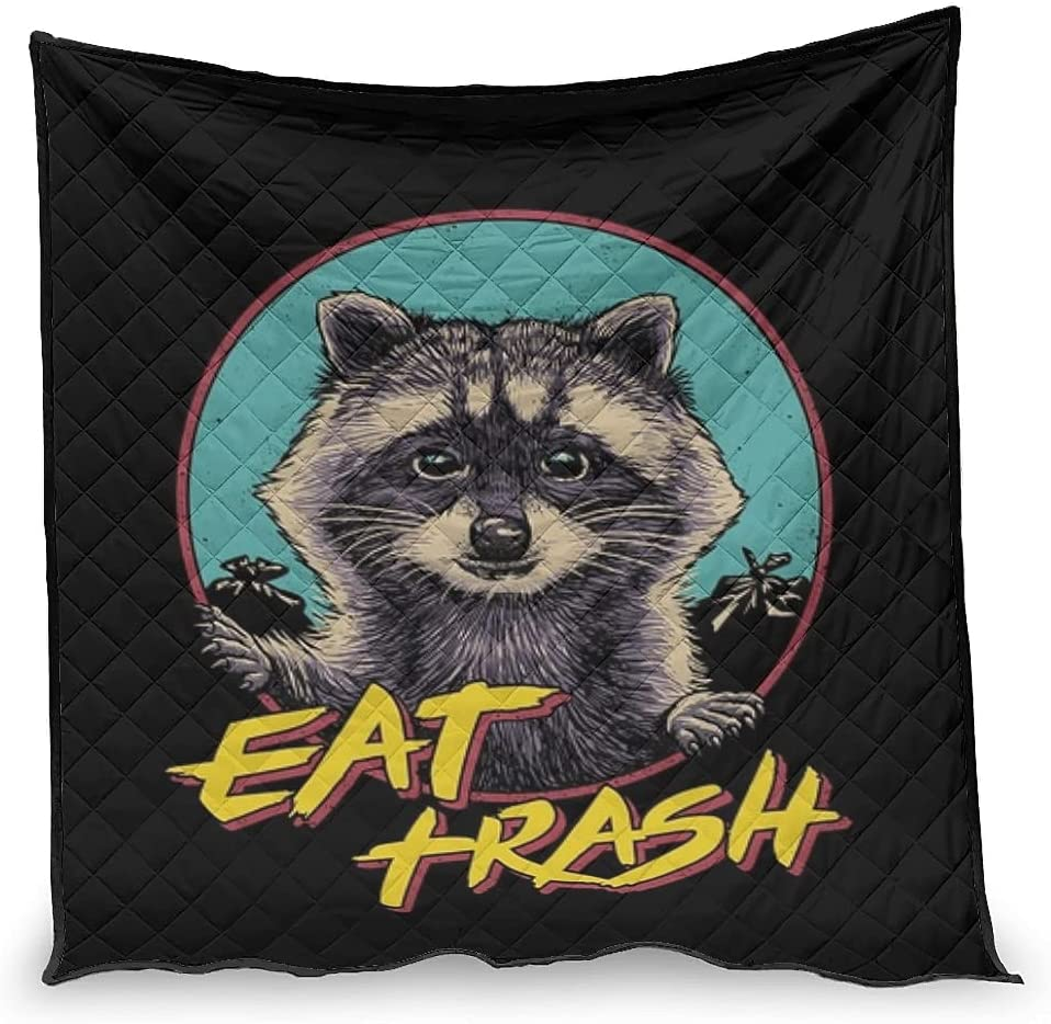 Hiperfay Animal Raccoon Warm Throw Blanket Couch Bed Kids Under blast sales for Be Sales of SALE items from new works