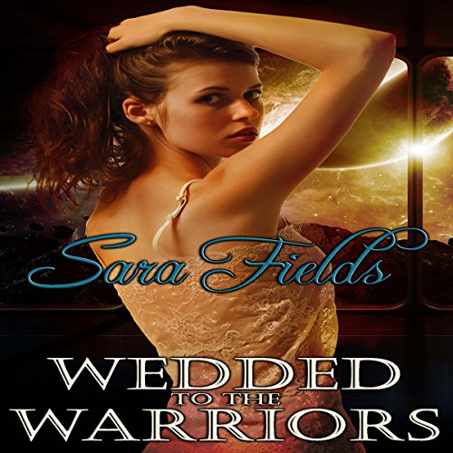 Wedded to the Warriors audiobook cover art