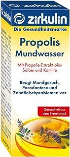 Zirkulin Naturheilmittel Propolis Mundwasser, 1er Pack 1 x 50 ml