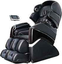 Osaki OS3DPROCYBERA Model OS-3D Pro Cyber Zero Gravity Massage Chair, Black, Evolved 3D massage Technology, Computer Body Scan, 2 Stage Zero Gravity, Next Generation Air Massage Technology, 36 Air Bag