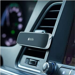 Bestrix Magnetic Phone Holder for Car Air Vent | Super Strong Magnet - Elegant & Luxury Design Compatible with All Smartphones & Mini Tablets