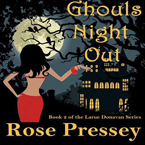 Couverture de Ghouls Night Out