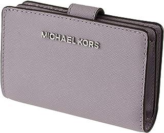 マイケルコース MICHAEL KORS レディース 折りたたみ財布 35f7stvf2l jet set travel bifld zip coin wallet