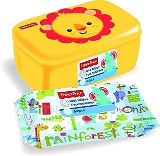 iYoung Baby T/ücher Fall Baby T/ücher Box Feuchtt/ücherbox Baby T/ücher Halter Baby Wipes Dispenser Mit Deckel Baby Frische T/ücher H/ält Die T/ücher Frisch Wiederverschlie/ßbarem 19X12,3X7cm