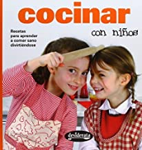 Cocinar con ninos / Cooking with children: Recetas para aprender a comer sano divirtiendose / Healthy Eating Recipes to Learn in a Fun Way (Spanish Edition) by Cagnoni, Licia (2010) Hardcover
