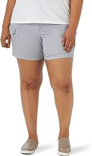 "Lee Women's Size Flex-to-Go 6"" Cargo Short"