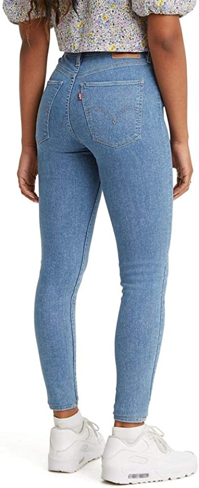 Levi's Mile High Super Skinny Jeans Femme Pierre Canadienne.