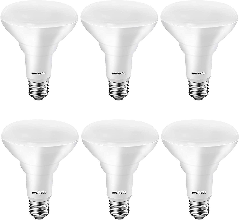 Safety and outlet trust Energy Star CRI 90 LED Flood Light BR30 65W Bulbs Equivalen