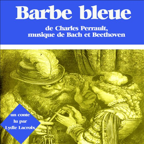 Barbe Bleue audiobook cover art
