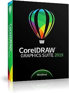 Corel CorelDRAW Graphics Suite 2019 - Software de gráficos (Inglés, 1 licencia(s), Actualizasr, Windows 10,Windows 7,Windows 8,Windows 8.1, 2500 MB, 2048 MB)