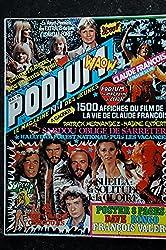 PODIUM n° 87 Claude FRANCOIS Patrick Hernandez SARDOU SHEILA - Posters voir détail - 1979 05