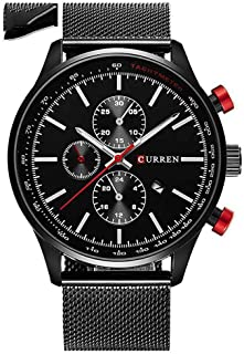 Luxury Brand Gold Watch Clock Men Watches Military Famous Male Clock Quartz Watch Golden Quartz-watch