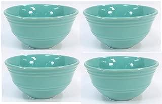 mainstays blue glass dinnerware