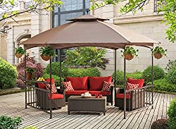 best gazebo for high winds/windy conditions, Best Gazebo for Windy Areas/High Winds-Our Reviews!