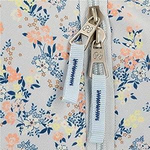 61TGICFdJqL. SS300  - Bandolera Pepe Jeans Malila Plana, Azulx, 20 x 24 cm