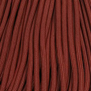 Red Crimson 550 Paracord 100 FT USA Made & Seller Same Day Shipping