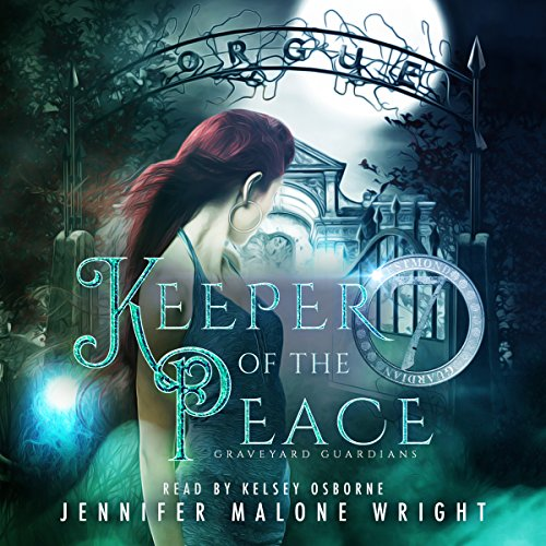 Keeper of the Peace audiobook cover art