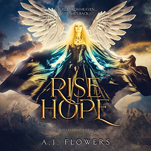 Rise to Hope audiobook cover art