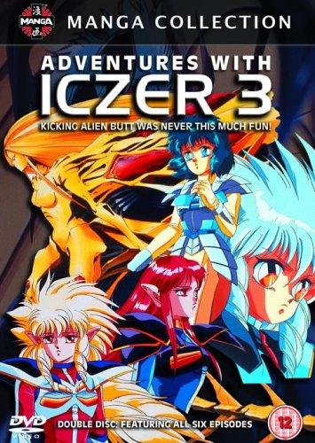 Adventures With Iczer 3