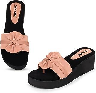 Vendoz Women Wedges Sandal