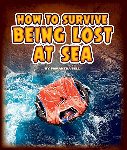 How to Survive Being Lost at Sea (Survival Guides)
