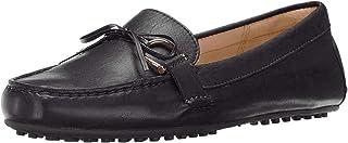 Lauren Ralph Lauren Women's Briley Driving Style Loafer, Black, 5 B US
