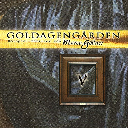Goldagengarden 5 audiobook cover art