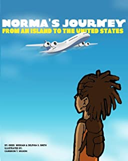 Norma's Journey from an Island to the United States