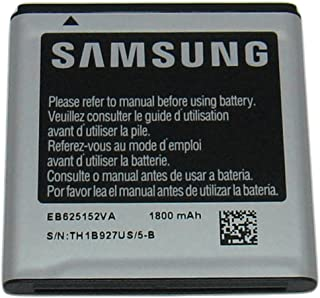 Samsung OEM 1800mAh EB625152VA Standard Battery for Samsung Galaxy S II Epic 4G Touch d710 for Sprint (Bulk Packaging)