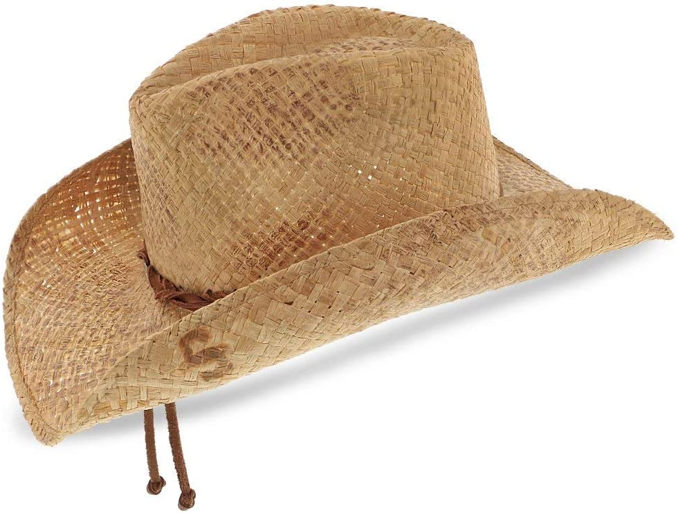 Stetson Comstock Cheap - Shapeable Hat Sale price Cowboy Straw