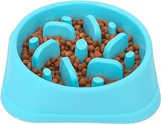 Noyal Dog Slow Feeder Bowl Non Slip Puzzle Bowl Anti-Gulping Pet Slower Food Feeding Dishes - Interactive Bloat Stop Dog B...