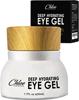 Eye Cream For Dark Circles and Puffiness - Anti Aging Wrinkle Remover Eye Gel - Under Eyes Treatment for Men and Women