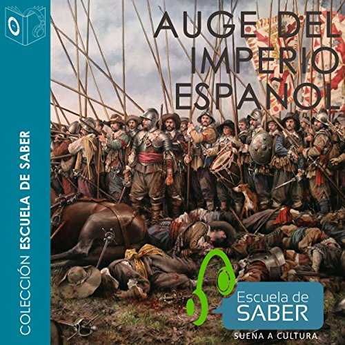Imperio español [Spanish Empire] audiobook cover art