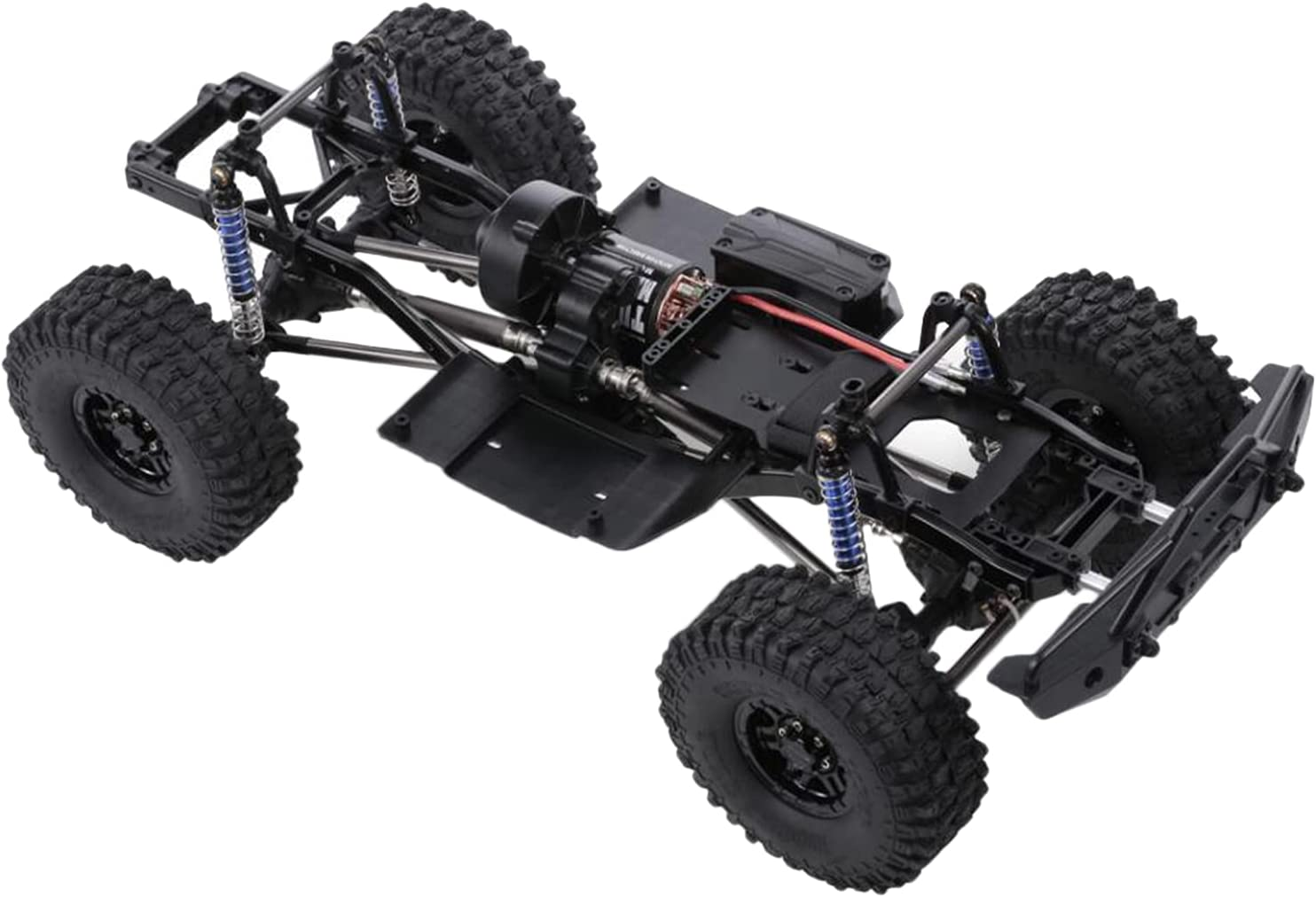 N\C Quality inspection Super popular specialty store RC Chassis Frame Kits Accessories Parts DIY Upgrade Truck