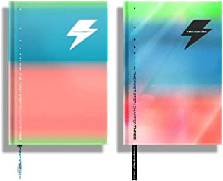 Music & New Treasure - The First Step : Chapter Three (3rd Single Album) Album+Pre-Order Benefit+Folded Poster+Extra Photo...