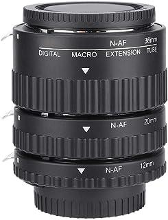 Nikon AF kit 3 anelli di prolunga Meike x riprese macro x Nikon Autofocus.