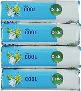 Dettol Anti-Bacterial Cool Soap Bar, Set of 2-115 grams