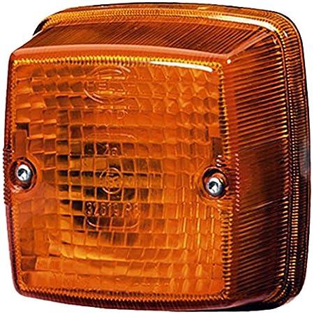Hella 2ba 003 014 011 Blinkleuchte Anbau Lichtscheibenfarbe Gelb Links Rechts Auto