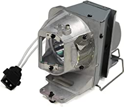 Optoma W316ST Projector Housing with Genuine Original OEM Bulb