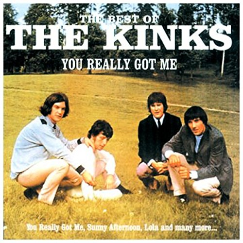 You Really Got Me : The Best Of The Kinks