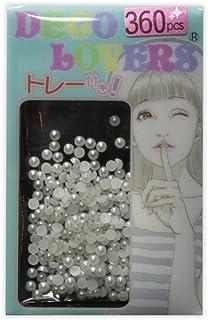 ラインストーン DL002/pearl 3mm white